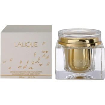 Lalique Lalique crème corps pour femme 200 ml