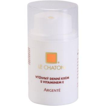 Le Chaton Argenté crème de jour nourrissante à la vitamine E 50 g