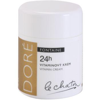 Le Chaton Doré Fontaine crème visage aux vitamines 50 g
