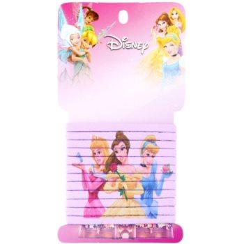 Lora Beauty Disney Princess élastiques à cheveux (Purple) 12 pcs