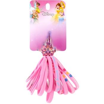 Lora Beauty Disney Princess élastiques à cheveux roses mix (Pink) 15 pcs