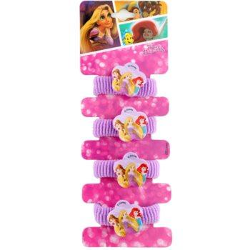 Lora Beauty Disney Princess élastiques à cheveux – fleur 4 pcs