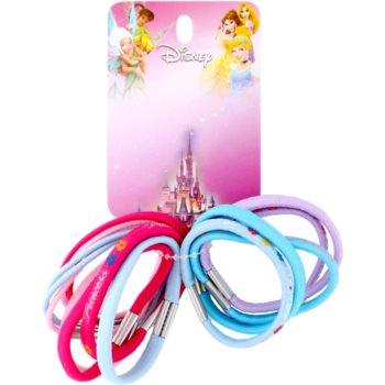 Lora Beauty Disney Princess élastiques à cheveux roses (color mix) 15 pcs