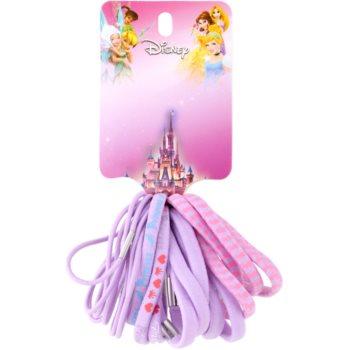 Lora Beauty Disney Princess élastiques à cheveux violets 20 pcs