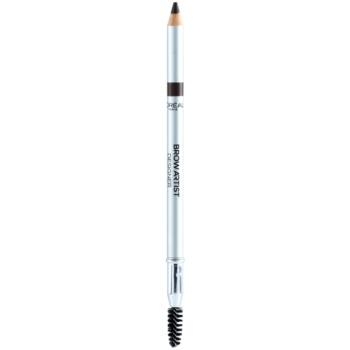 L'Oréal Paris Brow Artist Designer crayon pour sourcils teinte 303 Dark Brunette