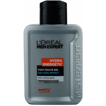 L'Oréal Paris Men Expert Hydra Energetic gel après-rasage (Post-Shave Gel) 100 ml