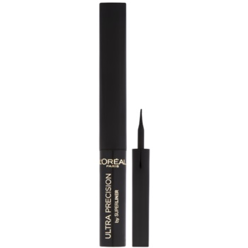 L'Oréal Paris Super Liner eyeliner liquide teinte Black 6 ml