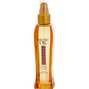 L'Oréal Professionnel Mythic Oil huile pour cheveux indisciplinés (The Formula Containing Argan Oil and Rice Bran Oil) 100 ml
