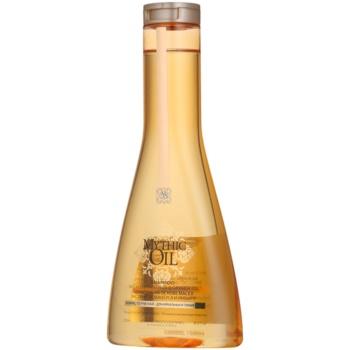 L'Oréal Professionnel Mythic Oil shampoing pour cheveux normaux à fins (Shampoo with Osmanthus & Ginger Oil) 250 ml