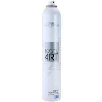 L'Oréal Professionnel Tecni Art Fix spray cheveux fixation et forme (Air Fix Spray Force 5 Anti-Static) 400 ml
