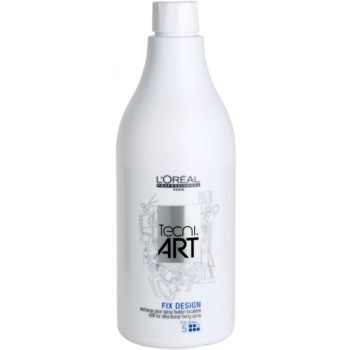 L'Oréal Professionnel Tecni Art Fix spray fixateur recharge (Refill for Directional Fixing Spray, Force 5) 750 ml
