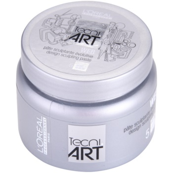 L'Oréal Professionnel Tecni Art Fix pâte sculptante fixation extra forte (Web Design Sculpting Paste Force 5) 150 ml