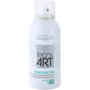 L'Oréal Professionnel Tecni Art Volume spray thermo-actif fixation et forme (Constructor Spray Force 3) 150 ml
