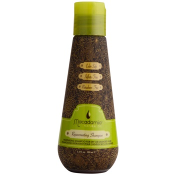 Macadamia Natural Oil Care shampoing pour chevex secs et abîmés (Rejuvenating Shampoo) 100 ml