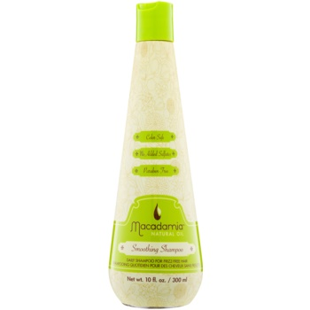 Macadamia Natural Oil Care shampoing lissant à usage quotidien sans sulfates ni parabènes (Smoothing Shampoo) 300 ml