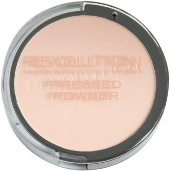 Makeup Revolution Pressed Powder poudre compacte teinte Translucent 6,8 g