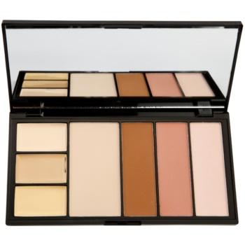 Makeup Revolution Protection palette visage entier teinte Light 19 g