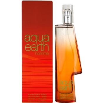Masaki Matsushima Aqua Earth Homme eau de toilette pour homme 80 ml