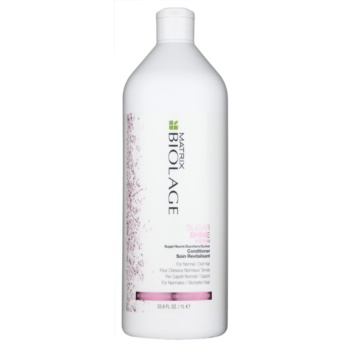 Matrix Biolage Sugar Shine après-shampoing brillance sans parabène (for Normal/Dull Hair) 1000 ml