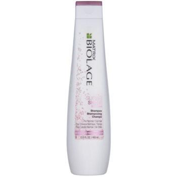 Matrix Biolage Sugar Shine shampoing brillance sans parabène (for Normal/Dull Hair) 400 ml