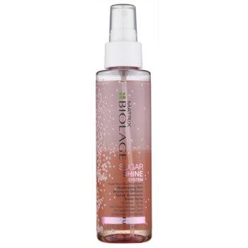 Matrix Biolage Sugar Shine spray brillance sans parabène (Illuminating Mist for Normal/Dull Hair) 125 ml