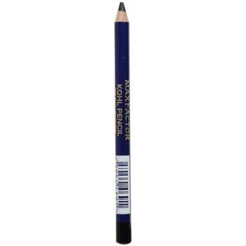 Max Factor Kohl Pencil crayon yeux teinte 020 Black 1,3 g