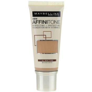 Maybelline Affinitone fond de teint hydratant teinte 30 Sand Beige 30 ml