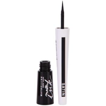 Maybelline Master Ink eyeliner liquide teinte 01 Luminous Black