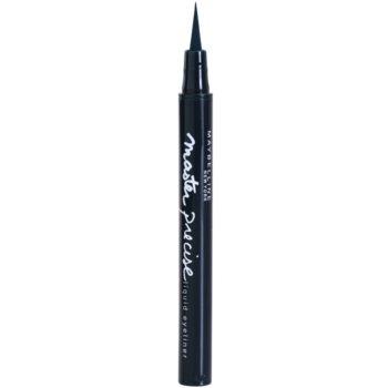 Maybelline Master Precise eyeliner liquide teinte 002 Jungle Green 1 g