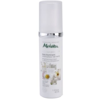 Melvita Nectar Bright crème pour une peau lumineuse 5 White Flowers (Brightening Cream Liminous Complexion) 40 ml