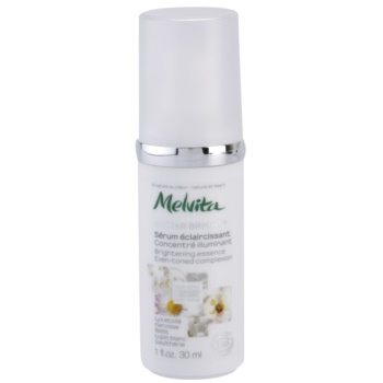 Melvita Nectar Bright sérum pour une peau lumineuse 5 White Flowers (Brightening Essence Even-Toned Complexion) 30 ml