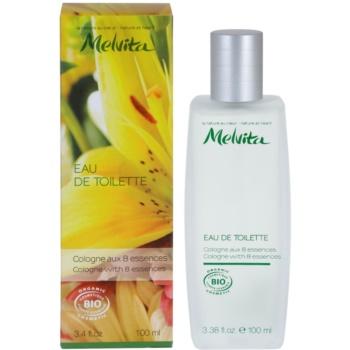 Melvita Organic Eau De Toilette eau de toilette pour femme 100 ml  Cologne 8 Essences