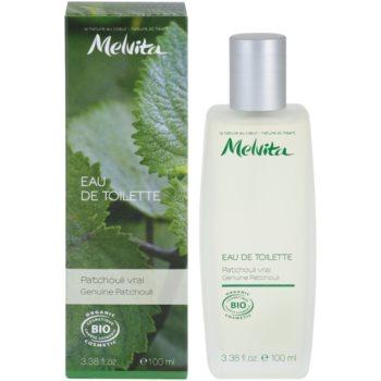 Melvita Organic Eau De Toilette eau de toilette pour femme 100 ml  Genuine Patchouli