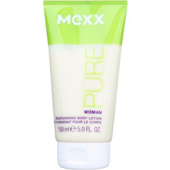 Mexx Pure for Woman lait corps pour femme 150 ml