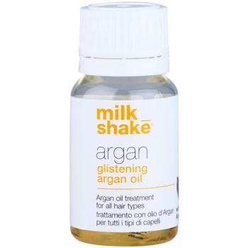 Milk Shake Argan Oil soin à l'huile d'argan pour tous types de cheveux (With Organic Argan Oil) 10 ml