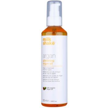 Milk Shake Argan Oil soin à l'huile d'argan pour tous types de cheveux (With Organic Argan Oil) 250 ml