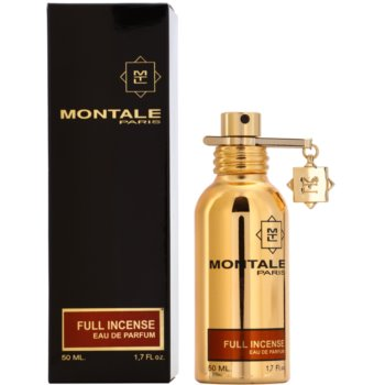 Montale Full Incense eau de parfum mixte 50 ml