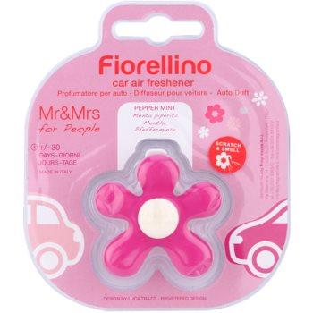 Mr & Mrs Fragrance Fiorellino Pepper Mint Désodorisant voiture