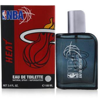 NBA Miami Heat eau de toilette pour homme 100 ml