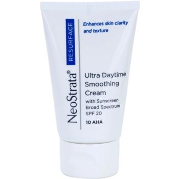 NeoStrata Resurface crème lissante intense SPF 20 (Ultra Daytime Smoothing Cream 10 AHA) 40 ml