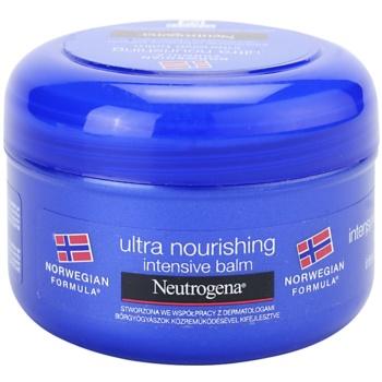 Neutrogena Body Care baume intense ultra-nourrissant (Ultra Nourishing Intensive Balm) 200 ml