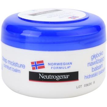Neutrogena Body Care baume hydratant en profondeur pour peaux sèches (Deep Moisture Comfort Balm) 200 ml