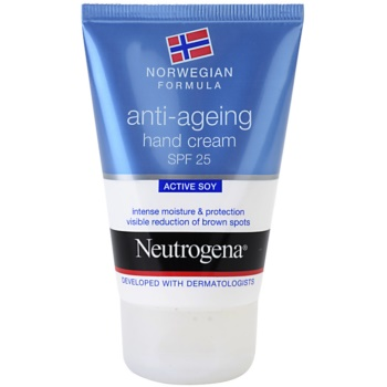 Neutrogena Hand Care crème mains anti-âge SPF 25 (Anti-Ageing Hand Cream) 50 ml