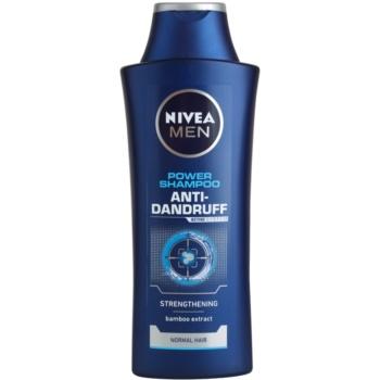 Nivea Men Power shampoing antipelliculaire pour cheveux normaux (Shampoo) 400 ml