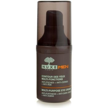 Nuxe Men crème anti-rides yeux anti-poches et anti-cernes (Multi-Purpose Eye Cream) 15 ml