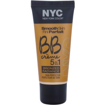 NYC Smooth Skin Bronzed Radiance BB crème bronzante teinte 05 Medium 30 ml