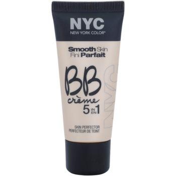 NYC Smooth Skin BB crème 5 en 1 teinte 02 Medium 30 ml