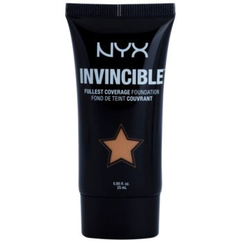 NYX Professional Makeup Invincible fond de teint anti-imperfections de la peau teinte 08 Golden Beige 25 ml