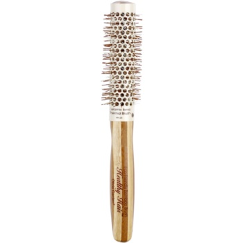 Olivia Garden Healthy Hair Ceramic Ionic Thermal brosse à cheveux HH-23 (Eco-Friendly Bamboo)