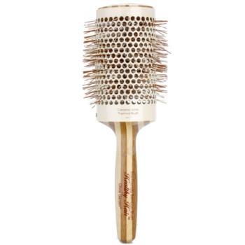 Olivia Garden Healthy Hair Ceramic Ionic Thermal brosse à cheveux HH-63 (Eco-Friendly Bamboo)